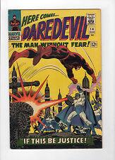 Daredevil #14 (Mar 1966, Marvel) - Fine/Very Fine