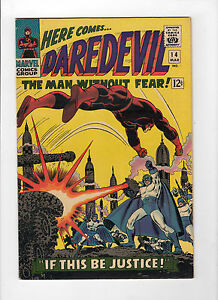 Daredevil #14 (Mar 1966, Marvel) - Fine/Very Fine