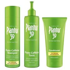 Plantur 39 Tonic, Shampoo and Conditioner For Fine Brittle Hair