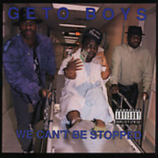 Geto Boys - We Can't Be Stopped [New CD] Explicit