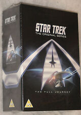 Star Trek: The Original Série TOS - Saisons 1,2,3 - DVD Coffret scellé