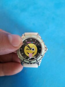 Watch Color Teen Girls Silicone Band Limited Too.CRACKED.WORKS