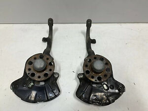 Mercedes S-Class W221 Steering Knuckles Bearing WheelHub Front Axle A2213324601