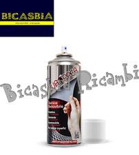 11479 - BOMBOLETTA VERNICE RIMOVIBILE WRAPPER ML 400 TRASPARENTE LUCIDO