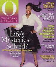 The Oprah Magazine Volume 14 Number 11 November 2013 [Life's Mysteries - Solved]