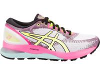 Asics Gel Nimbus Scarpa Ginnastica Sneakers Running Donna Col Bianco tg 37,5