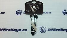 Pittsburgh Penguins Keyblank WR5 (Weiser) Keyway