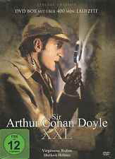 DOPPEL-DVD - Sir Arthur Conan Doyle XXL