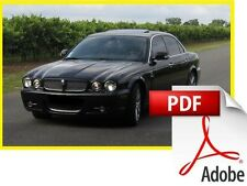 JAGUAR XJ 2003-2010 X350 and X358 - Service and Repair manual [on-line delivery]