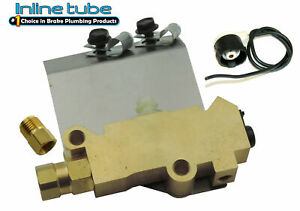74-86 Fits Jeep CJ5 CJ7 CJ8 Disc Drum Brake Proportioning Valve Bracket Assembly