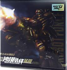 Transformers alloy M02 desert pioneer hunts for robot cars