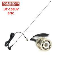 Nagoya UT-108UV SMA-BNC 144/430MHz Magnet Antennas For ICOM IC-V8 Walkie Talkie