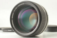 [Exc2] Nikon Ai-S AIS Nikkor 85mm f/1.4 MF Lens Film Camera From Japan a30