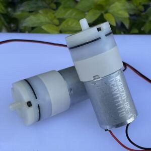 Mini 370 Air Pump DC 3V-9V Oxygen Pump DIY Fish Tank Aquarium Sphygmomanometer