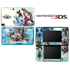 Vinyl Skin Decal Cover for Nintendo 3DS - Kingdom Hearts 3D Dream Drop Distance
