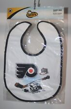 NHL Hockey Team Philadelphia Flyers Baby Child Infant Bib