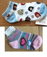 2 PAIR SOCKS Official Brownie Girl Scouts NEW w/Tags Cute CHRISTMAS GIFT