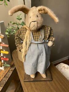 Beautiful Arnett's Country Store Mama Rabbit!!