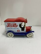 Gearbox Toy Pesi Cola 1912 Ford Delivery Car Bank