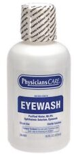 PhysiciansCare EYEWASH 24-101 Solution Workplace Safety 16oz EXP JAN 2023