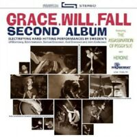 Grace.Will.Fall - Second   CD  15 Tracks Alternative/Metal/Hardrock/Rock  New
