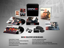 MAFIA 3 III COLLECTOR'S EDITION CONTENT ONLY NEW ENGLISH COLLECTORS PS4 PC XBOX