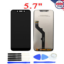 5.7'' QC LCD Screen Touch Digitizer Assembly For Motorola Moto G7 Play XT1952-4
