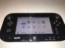 Wii U Gamepad Replacement Controller -Pad Only No Console or Charger Read Descr!