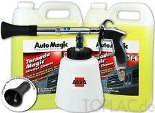 AllorA Black Booster Reinigungspistole + 2 Gallonen Tornado Magic Reiniger