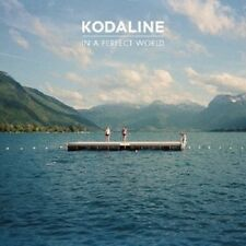 KODALINE - IN A PERFECT WORLD  CD  11 TRACKS INTERNATIONAL POP  NEU