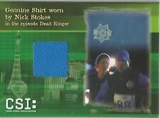 "CSI Series 3 - C3 ""Nick Stokes Shirt"" Costume Card"