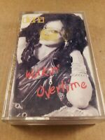 Diana Ross : Workin' Overtime : Vintage Tape Cassette Album from 1989