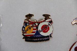 Hard Rock Osaka 4th. Anniversary pin