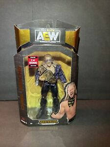 AEW Unrivaled Series 6 CHASE 1 of 5000 Chris Jericho #51 New In Hand
