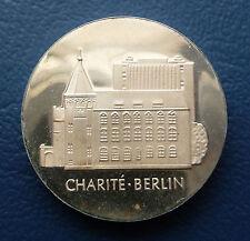 10 Mark 1986 A DDR J. Charite Silber J. 1612 PP