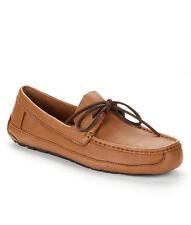 UGG Australia Men's Marlowe Leather Slippers Shoes