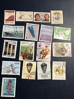 Portugal CABO VERDE 1948-1985 Lot Of 17 Pcs   stamps,6 Mint, 11- used