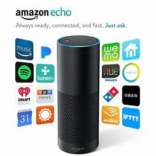 IN STOCK!! Amazon Echo USA (Wireless Hands Free Speaker with Alexa) Sealed Pack!