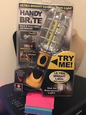 Handy Brite Ultra Bright LED 500 Lumens Cordless Compact Work Light