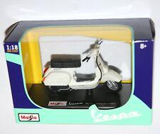Maisto - VESPA PK 125 Automatica (1984) White - Model Scale 1:18