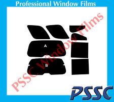 Saab 9-7X 2005-Current Pre Cut Window Tint / Window Film / Limo