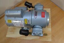 Gast Solid State 2 Cylinder Oil Less Air Compressor 100 Psi Model 5hcd 10 M527x