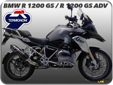 TERMINALE DI SCARICO TERMIGNONI CARBONIO RELEVANCE BMW R 1200 GS / GS ADV 13 16