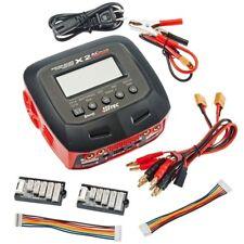 Hitec X2 AC Plus Black Edition AC/DC Balance Charger - HRC44270