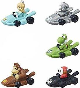 Monopoly Gamer Mario Kart 5 Figuren Sammel-Figuren Spiel-Figuren Set Neu