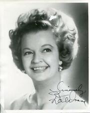 DALE EVANS ROGERS COWGIRL ACTRESS IN THE ROY ROGERS SHOW SIGNED PHOTO AUTOGRAPH