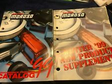 1999 Race Proven Moroso Performance Products Catalog, drag racing parts +other