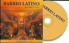 CD CARTONNE CARDSLEEVE COLLECTOR 3T + BONUS CARLOS CAMPOS BARRIO LATINO 2003