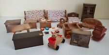 Maple Town Story Furniture & Accessories Lot Vintage 1986 Bandai