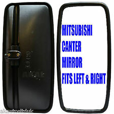 FOR MITSUBISHI CANTER TRUCK REPLACEMENT WING MIRROR & HOUSING NONE HEATED